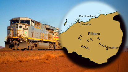 Clash of the dynasties: Pilbara's role as kingmaker for nation's wealthy makes it a risk worth fighting over