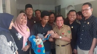 Baby reunited with family after hospital holds boy over bill