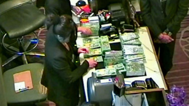 The ILGA inquiry has examined instances of suspected money laundering in a private gaming room operated at Crown by its largest junket partner, Suncity.
