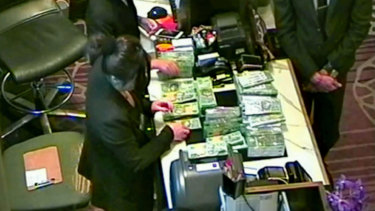The ILGA inquiry examined instances of suspected money laundering in a private gaming room operated at Crown by its largest junket partner, Suncity.
