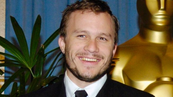 Heath Ledger Scholarship winner says the late actor inspired her to come out