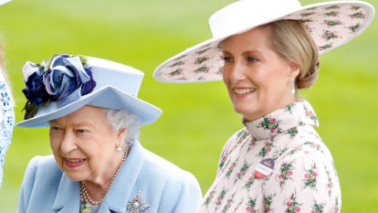 Why the Queen has turned to Sophie, Countess of Wessex after 'Megxit'