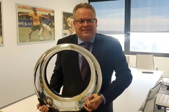 Greg O'Rourke's position as head of the A-League is now in jeopardy, according to club sources.
