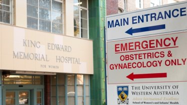 Perth's 100-year-old King Edward Memorial Hospital is set to close, with the government planning for a new women's and maternity hospital.