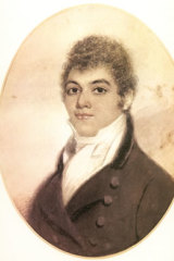 Violinist George Bridgetower