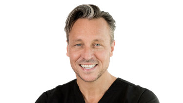 Cosmetic surgeon Dr William Mooney.