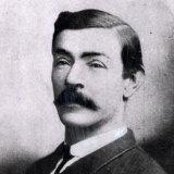 Australian author Joseph Furphy in 1889.