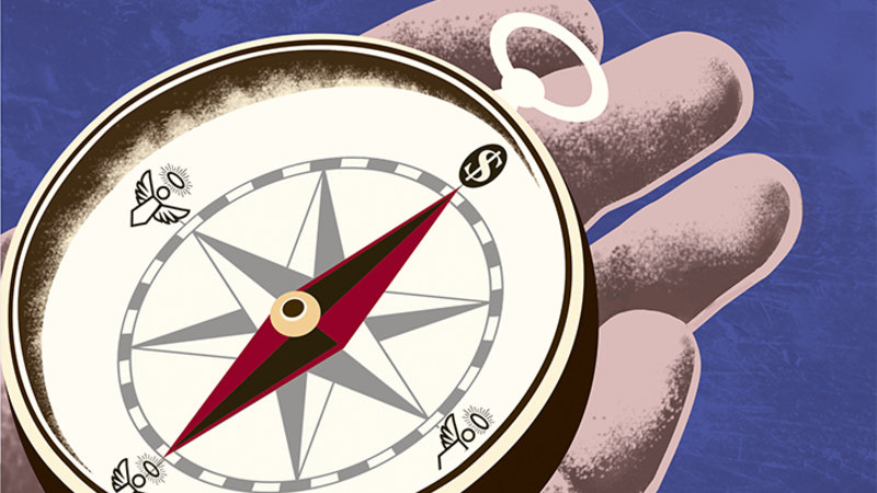 Test moral compass This Alignment