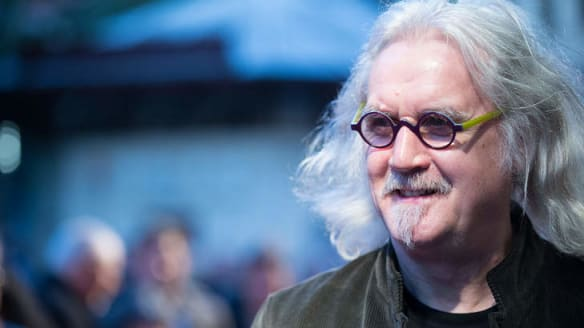 Billy Connolly's brain has been 'dulled' by Parkinson's, says TV legend