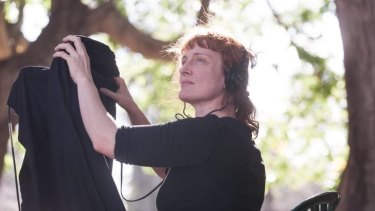 Australian director Jennifer Kent is the only female director selected for the Venice Film Festival.