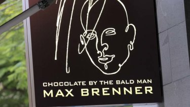 Chocolate chain Max Brenner collapses citing costs and sluggish sales