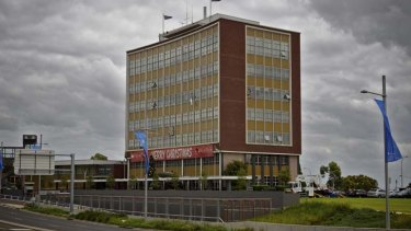 Demolition of the Ryde Civic Centre was due to start on Monday.