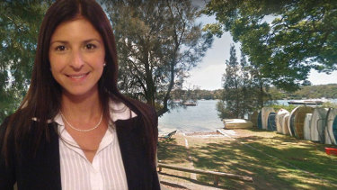Cecilia Haddad was found in the Lane Cove River near Angelo St, Woolwich, on April 29.