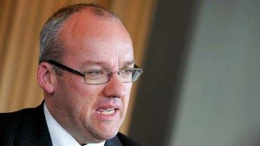 Crossed a line: Opposition leader Luke Foley