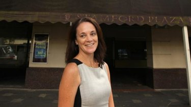 Katherine O'Regan is now the frontrunner for the seat of Wentworth.