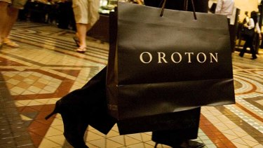 Oroton will transfer into private ownership.