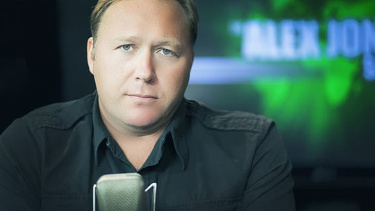 InfoWars host Alex Jones has been suspended by Facebook and YouTube