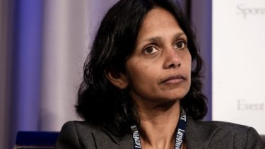 Shemara Wikramanayake's division has been the best performing of Macquarie's business.