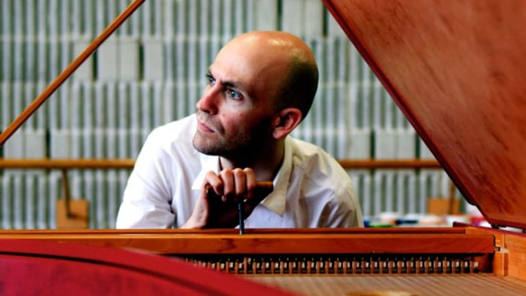 Erin Helyard, who followed his passion and turned his high results into a career in music.