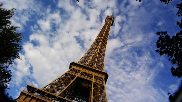 The Eiffel Tower changed our way of seeing.