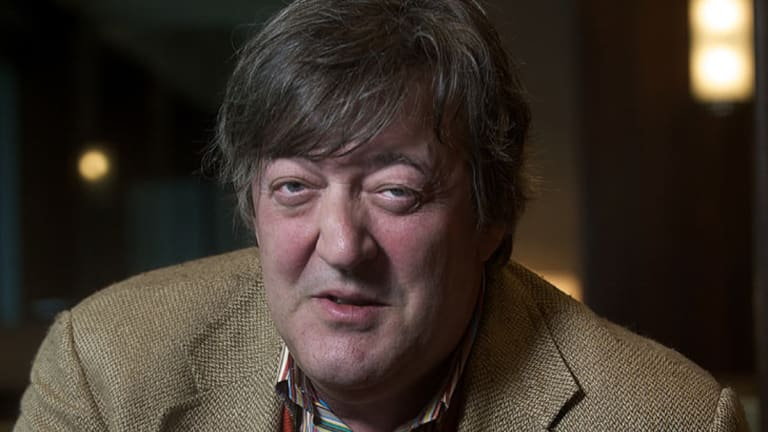 British comedian Stephen Fry was a supporter of the company.