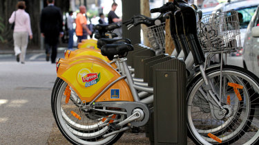 Brisbane's docked bike-share scheme has cost ratepayers millions of dollars.