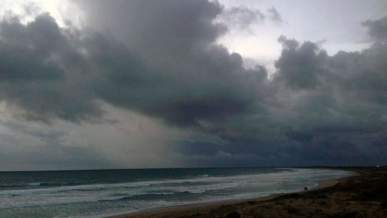 Wild weather has again left much of coastal WA and Perth drenched and without power.