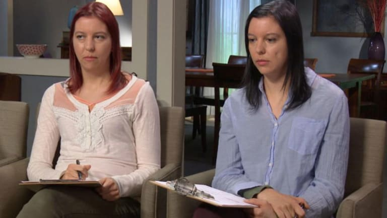 Sara and Amanda Eldritch appeared on The Doctors to talk about their severe OCD.