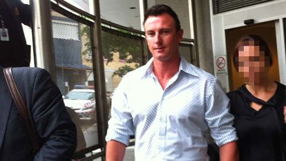 No bail for Olympian over $200m drug haul