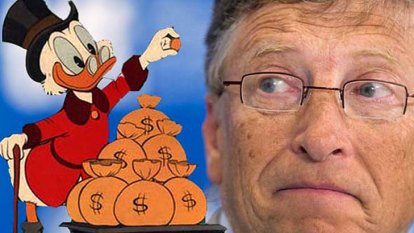 Abolish billionaires. The world would be better off without them