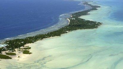 China plans to revive strategic Kiribati airstrip: MP