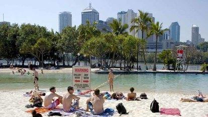 South-east Queensland heatwave could break temperature records