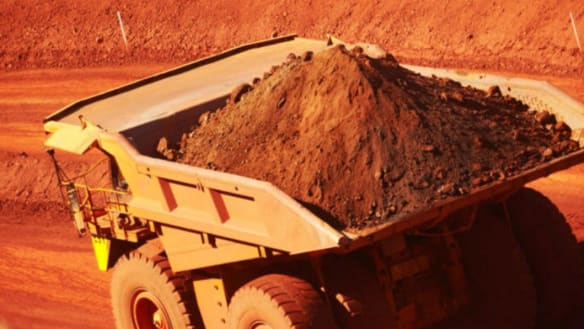 Mining giant BHP warns US-China spat is hurting investment