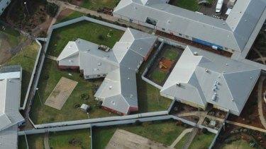 Port Phillip Prison, in Truganina.