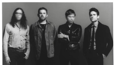 Kings of Leon's new album is their first major release since the Walls album in 2016.