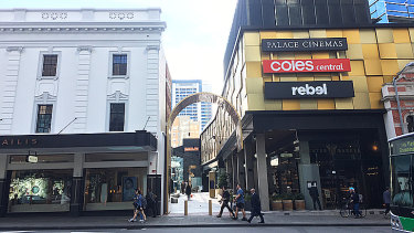Raine Square is just metres from Yagan Square and other retail precincts in Perth.