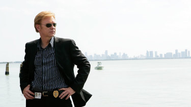 CSI: Miami, starring David Caruso, ran for ten seasons.