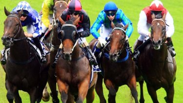 Racing returns to Albury today with a strong seven-race card.