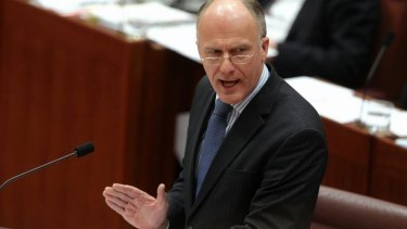 The wife of Tasmanian Liberal Senator Eric Abetz has died after a long battle with cancer.