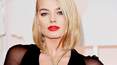 Margot Robbie has well and truly climbed the Hollywood ladder.