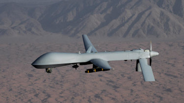 Former US president Barack Obama now acknowledges drone strikes on Taliban targets in Pakistan.