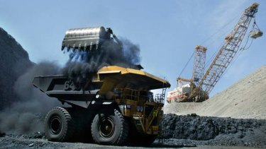 Coronado Coal bought the Curragh mine from Wesfarmers for $700 million earlier this year.