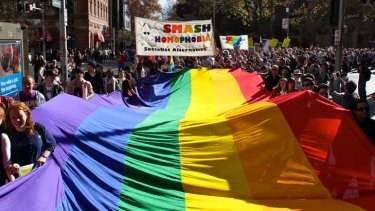 The Liberal Party made a number of  promises to the gay community ahead of Scott Morrison's election victory.