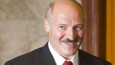 Ice hockey is the best cure: Belarus President Aleksandr Lukashenko.