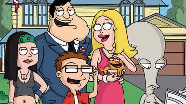 American Dad is the story of All-American CIA agent Stan and his family.