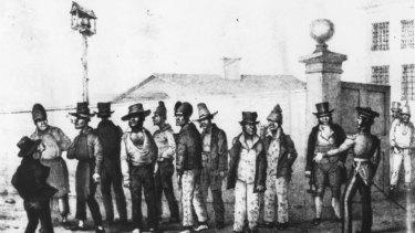 Australia's convict past has shaped our attitudes today.