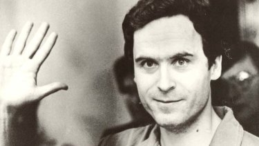 American serial killer Ted Bundy appeared charming.