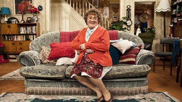 Mrs Brown's Boys. Funny ... but funnier than Fleabag and After Life?