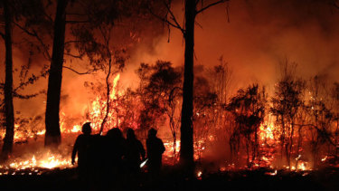 Black Saturday's fires flared up in the worst conditions in Australia's records.
