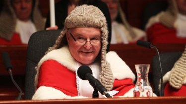 Chief Justice Tom Bathurst said it was important that the judiciary represents diversity.